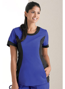 6217 Slim Fit Stretch Tunic