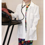 7003 Child Size Lab Coat
